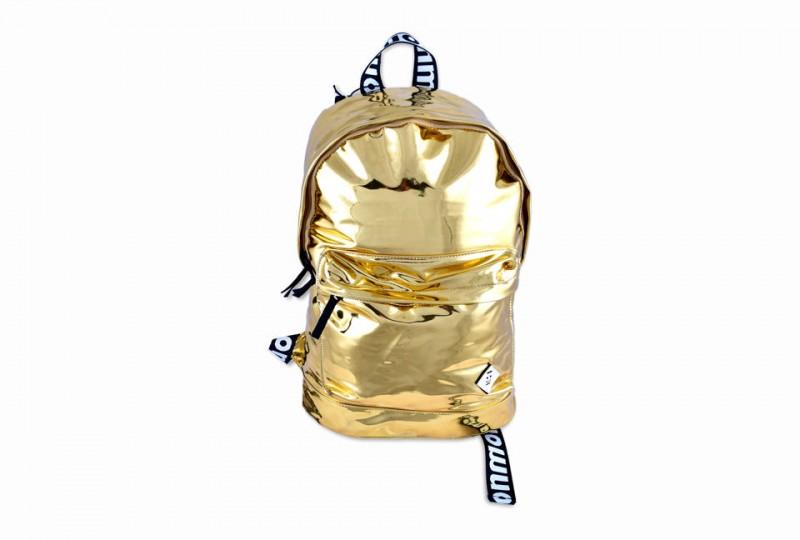 Foil Gold Backpack