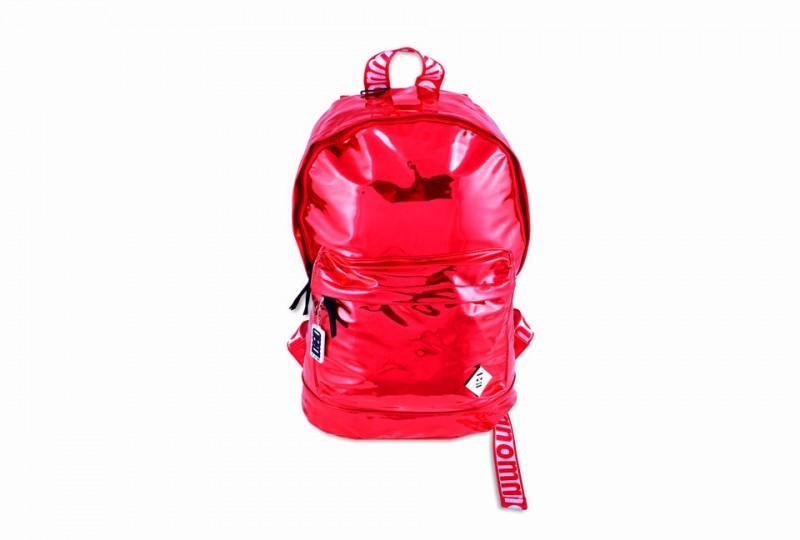 Foil Red Backpack
