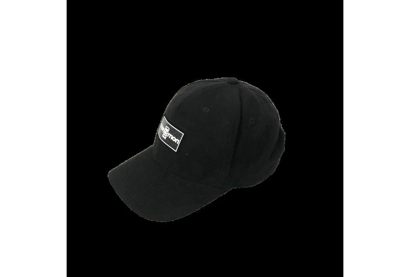 Perfect Crown Snapback Black