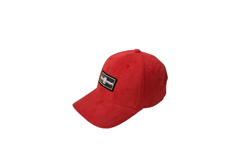 Perfect Crown Snapback Red