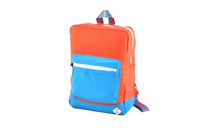 Premium Coral Backpack