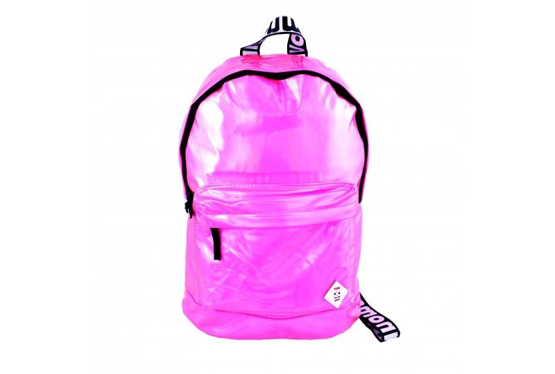 Foil Pink Backpack