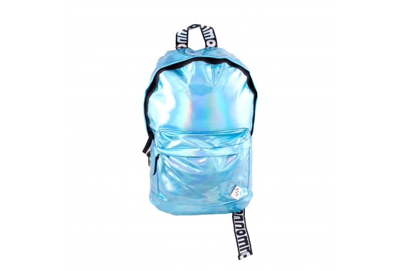 Foil Turquoise Backpack
