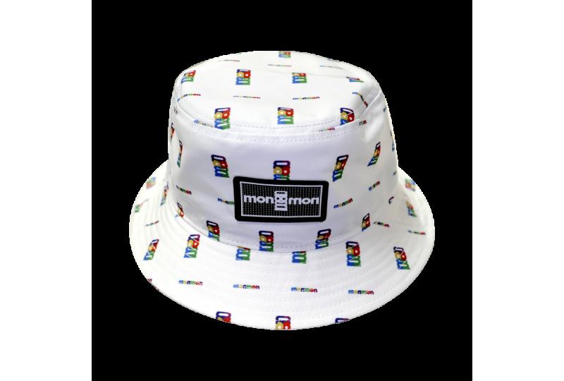Bucket Hat Mon Tiki