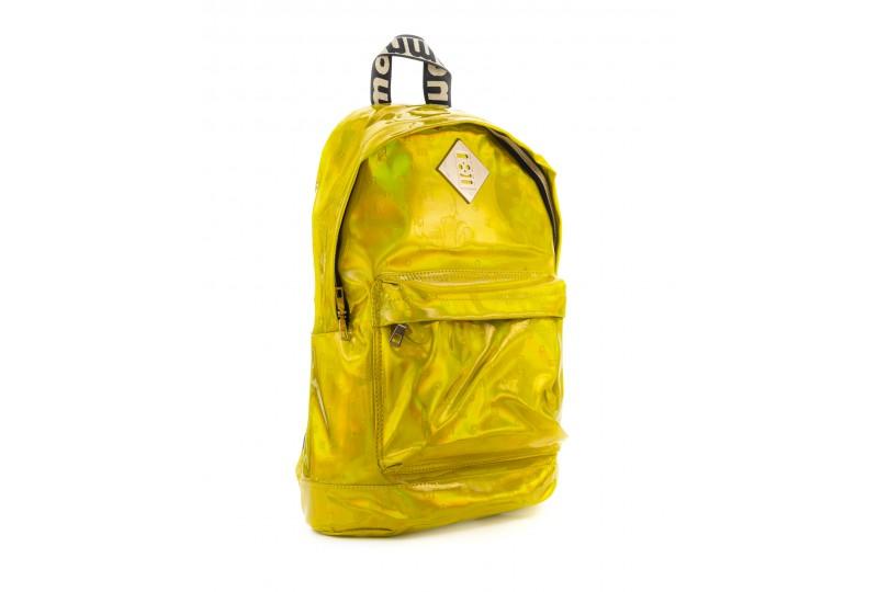 Embossed Foil Backpack